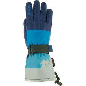 Roeckl Arlberg Rękawice narciarskie Chłopcy, indigo